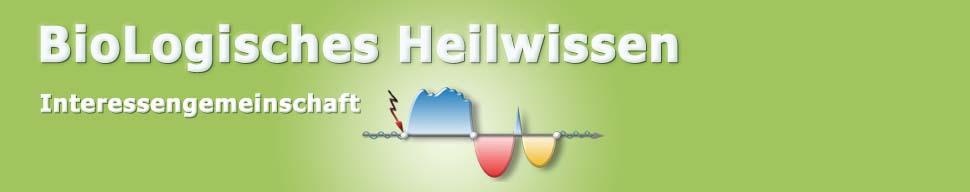 BioLogisches Heilwissen Logo Website für Interessengemeinschaft 2018